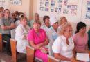 27 августа 2019 года в рамках мероприятий по проведению отчётно-выборной кампании в Смоленской областной организации профессионального союза работников здравоохранения РФ в ОГБУЗ «Дорогобужская ЦРБ» состоялось отчётно-выборное собрание