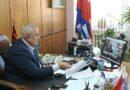 Заседание Смоленской областной трехсторонней комиссии по регулированию социально-трудовых отношений